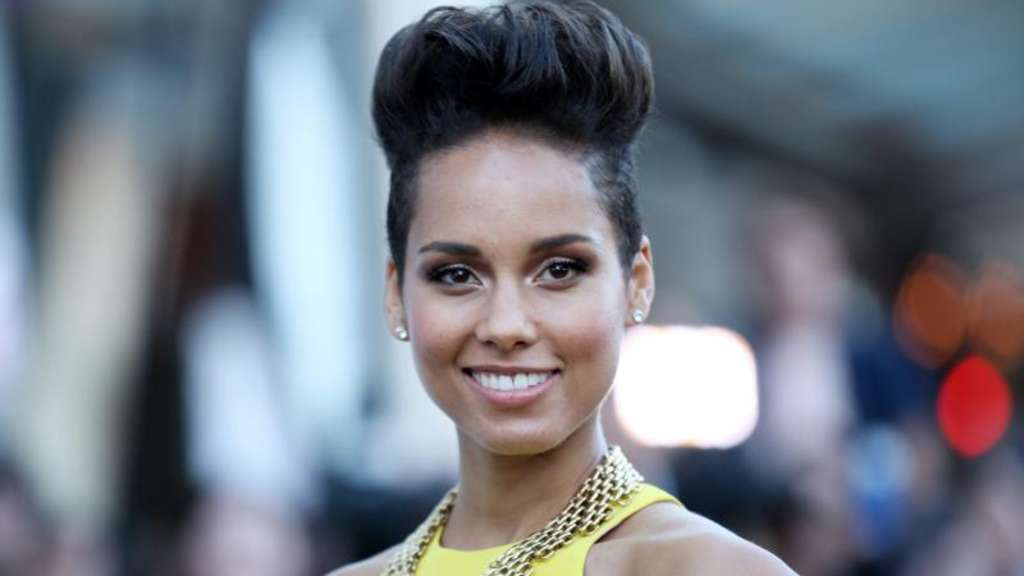 "Alicia Keys hat die Bewegung ""We Are Here"" geründet. Foto: Nikki Short"