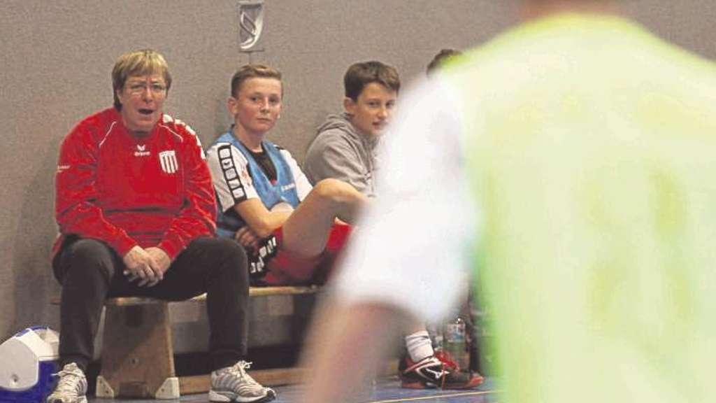 Unternehmen Oberliga: Altenbögger C-Junioren bereiten sich auch in den Ferien akribisch vor