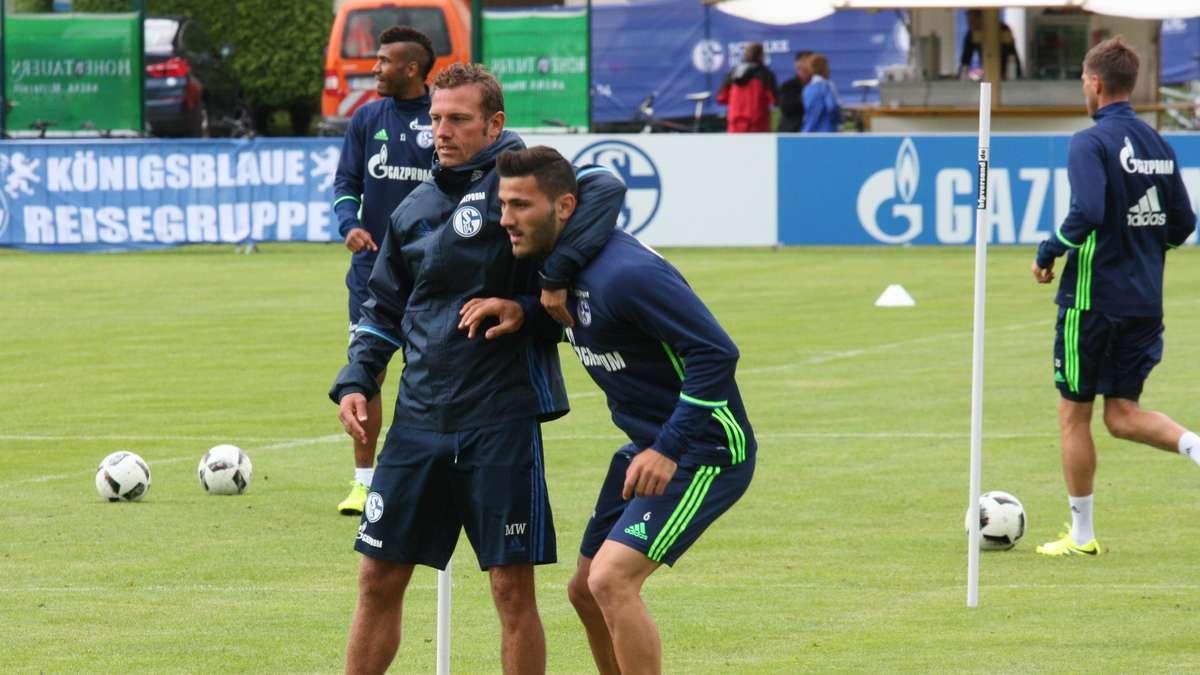 Trainingsplan Schalke