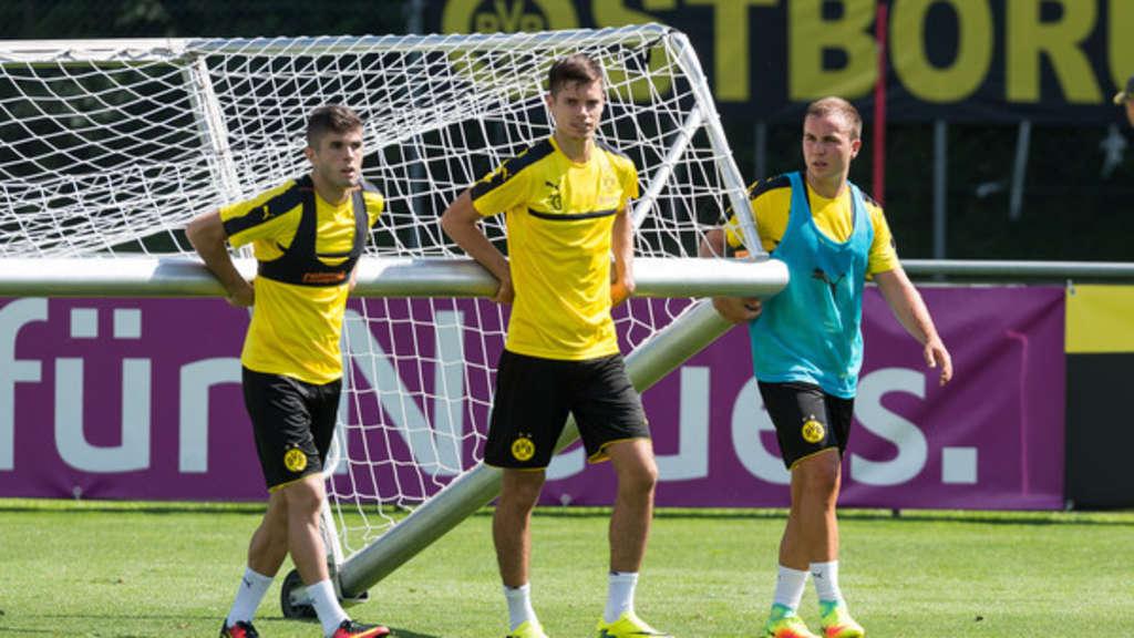Borussia Dortmund Bvb Talent Christian Pulisic Uber Seinen Wechsel