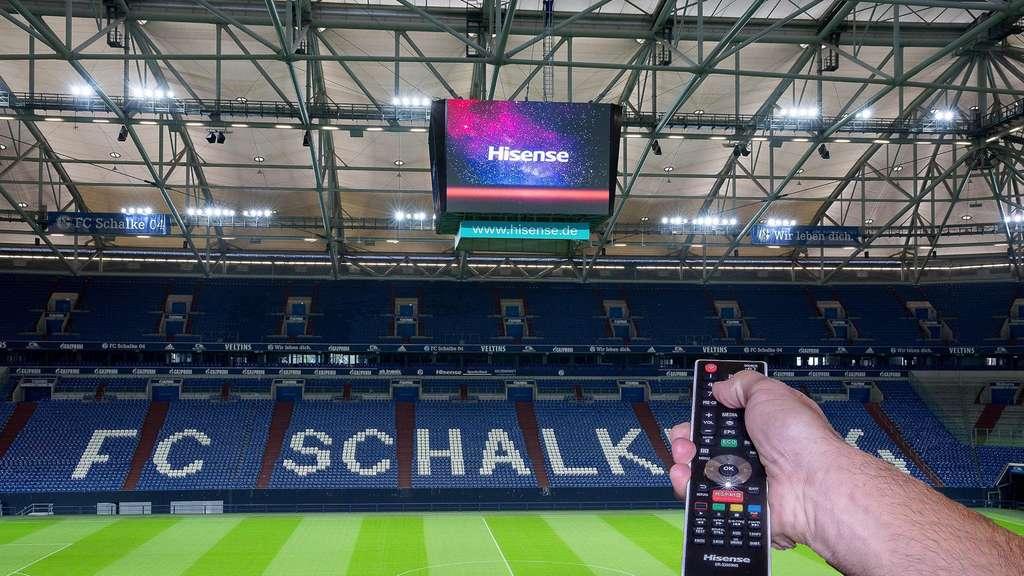 Videowürfel Schalke