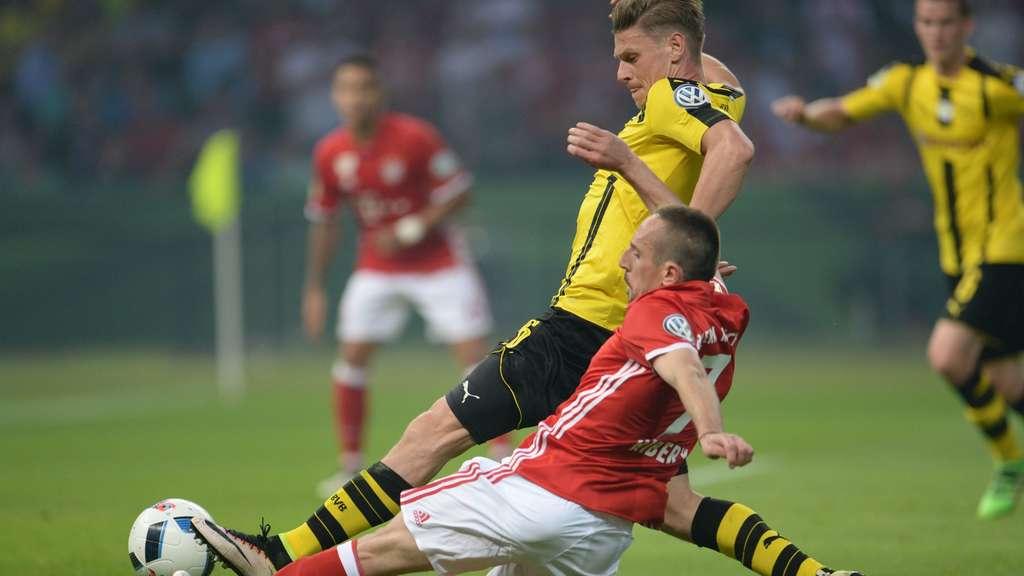 Dfl Supercup Zwischen Borussia Dortmund Und Dem Fc Bayern München