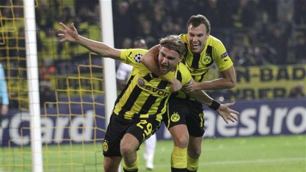 Borussia Dortmund Real Madrid So Sehen Sie Die Champions League