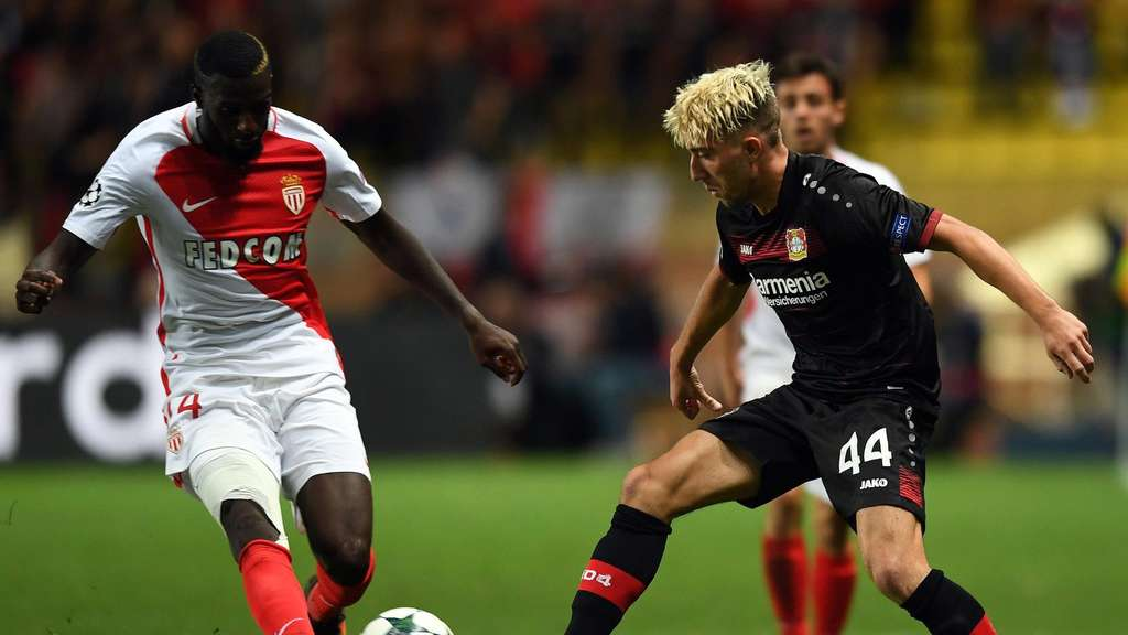 AS Monaco - Bayer Leverkusen