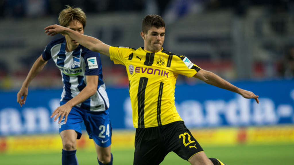 Hertha Bsc Gegen BoruГџia Dortmund
