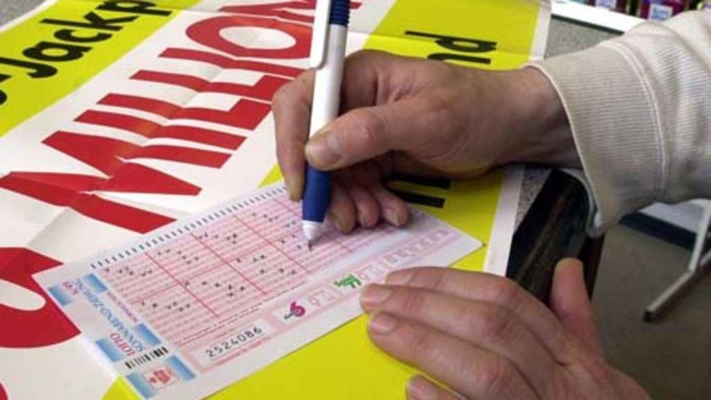 Lottobetrug