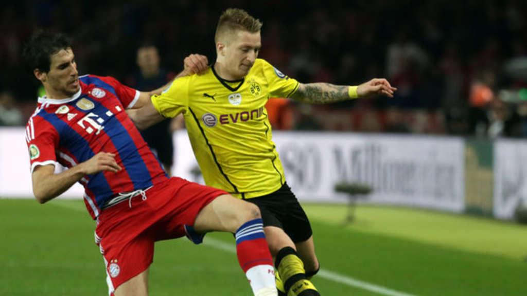 Borussia Dortmund Gegen Fc Bayern München So Sehen Sie Das
