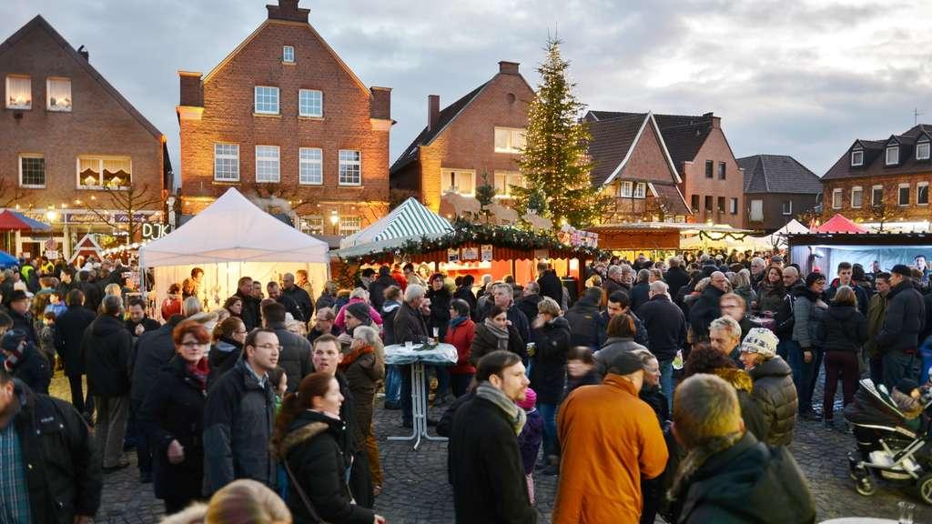 Weihnachtsmarkt übersicht.Weihnachtsmärkte In Drensteinfurt Und Rinkerode 2016 Was Wann Wo