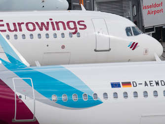 Eurowings-Flieger nach Bombendrohung in Kuwait gelandet