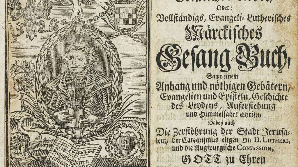 """Gronau stellt """"Luthers musikalische Erben"""" im rock\'n\'popmuseum aus ..."""