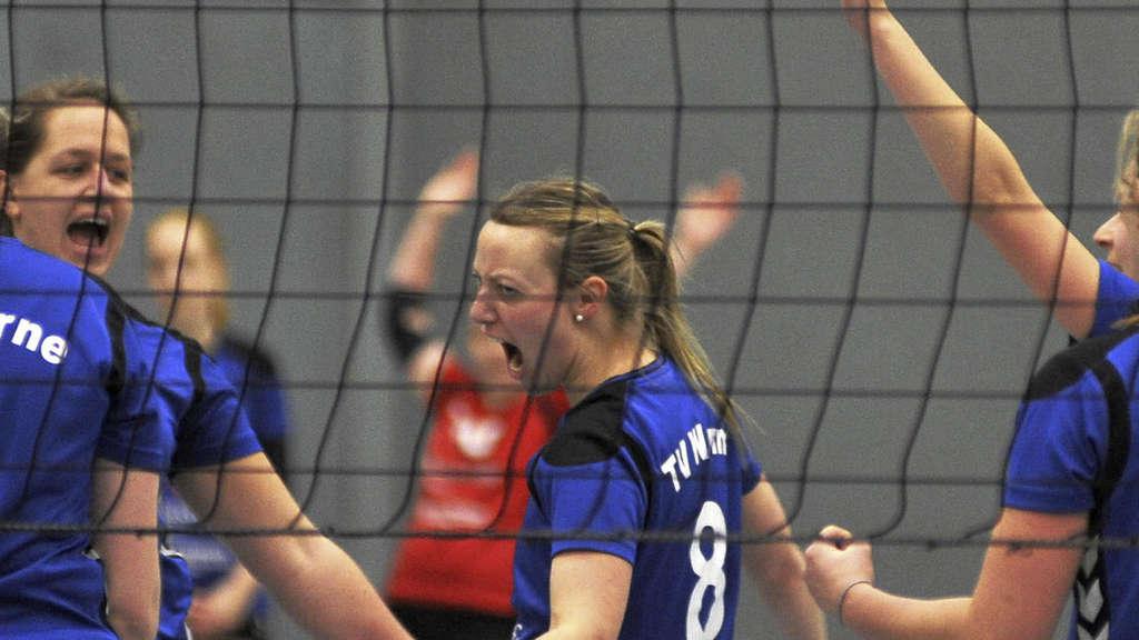 Volleyball: TVW-Frauen wollen Erfolgsserie fortsetzen | Werne ...