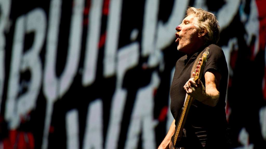 """The Wall"" - Roger Waters"