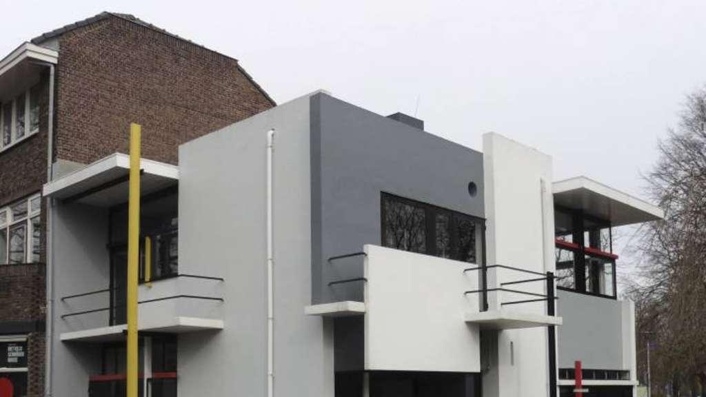 100 Jahre De Stijl Utrecht Feiert Den Baumeister Gerrit Rietveld