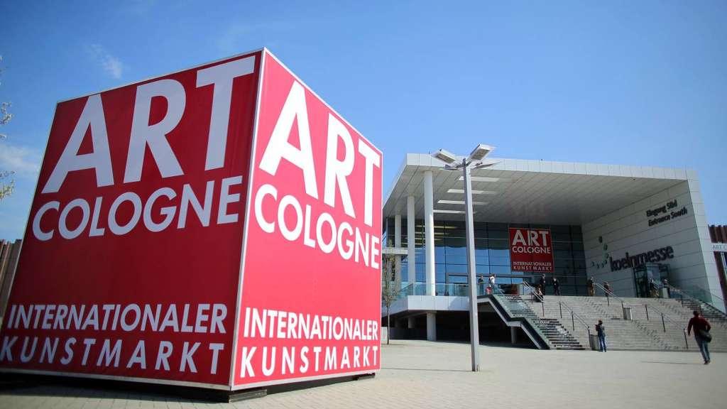 gr te deutsche kunstmesse art cologne startet nordrhein westfalen. Black Bedroom Furniture Sets. Home Design Ideas