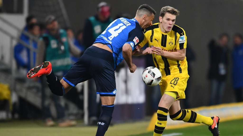 Bvb Gegen Hoffenheim 2017
