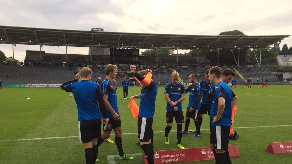 Live Ticker Regionalliga West