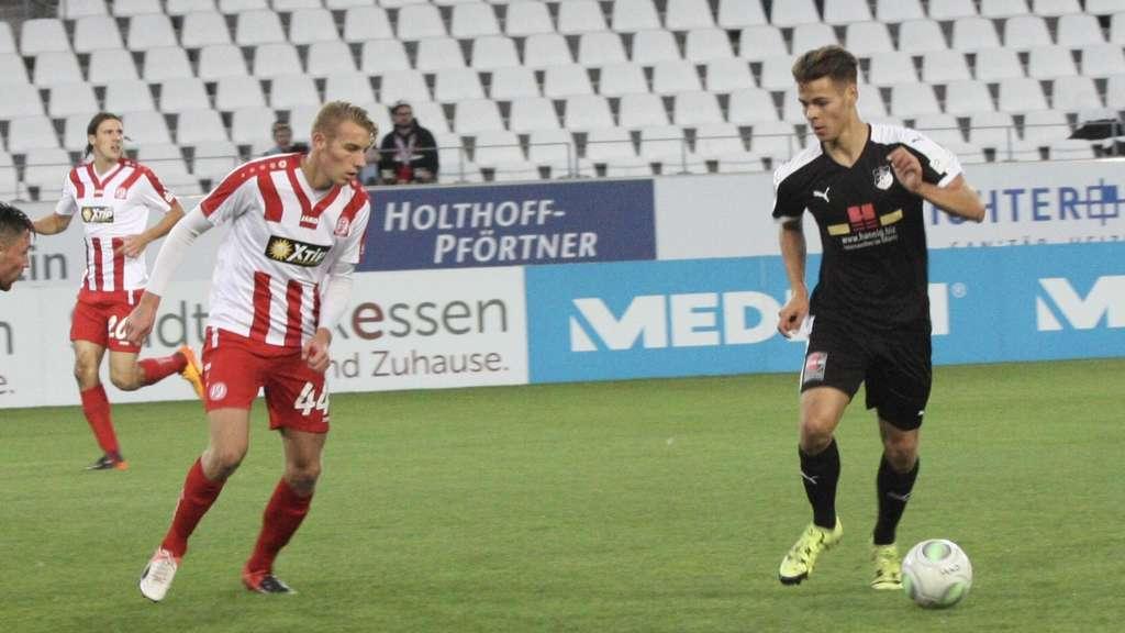 Regionalliga Im Live Ticker Westfalia Rhynern Zu Gast Bei Rot Weiß
