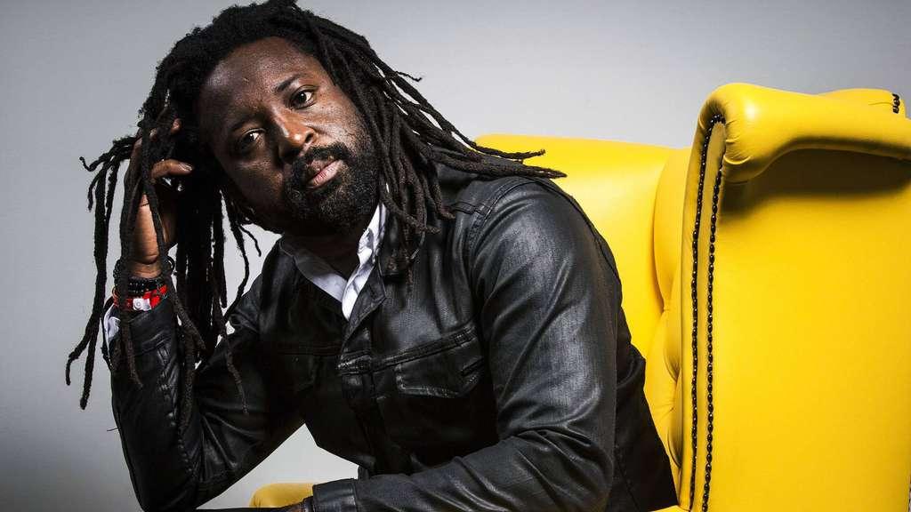Dose ein jamaikanischer Mann