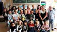 WA-Klassenfotoaktion 2018 in Bönen