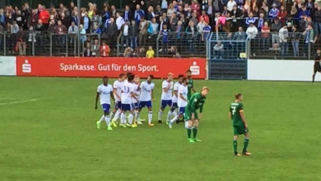 Schalke Gütersloh