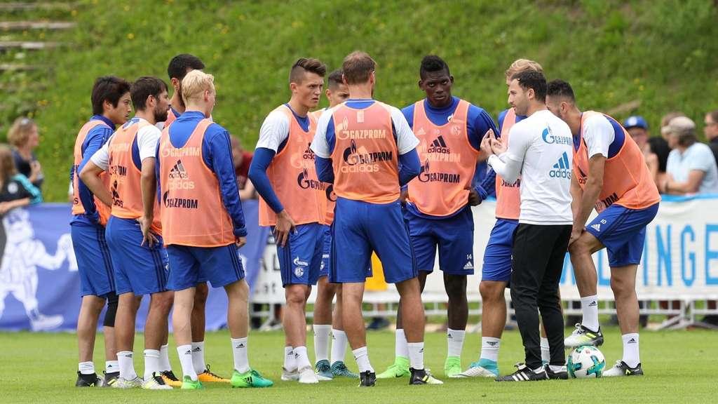 Aktueller Kader Schalke