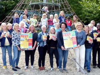 Familienfest am 16. September am bunten Haus
