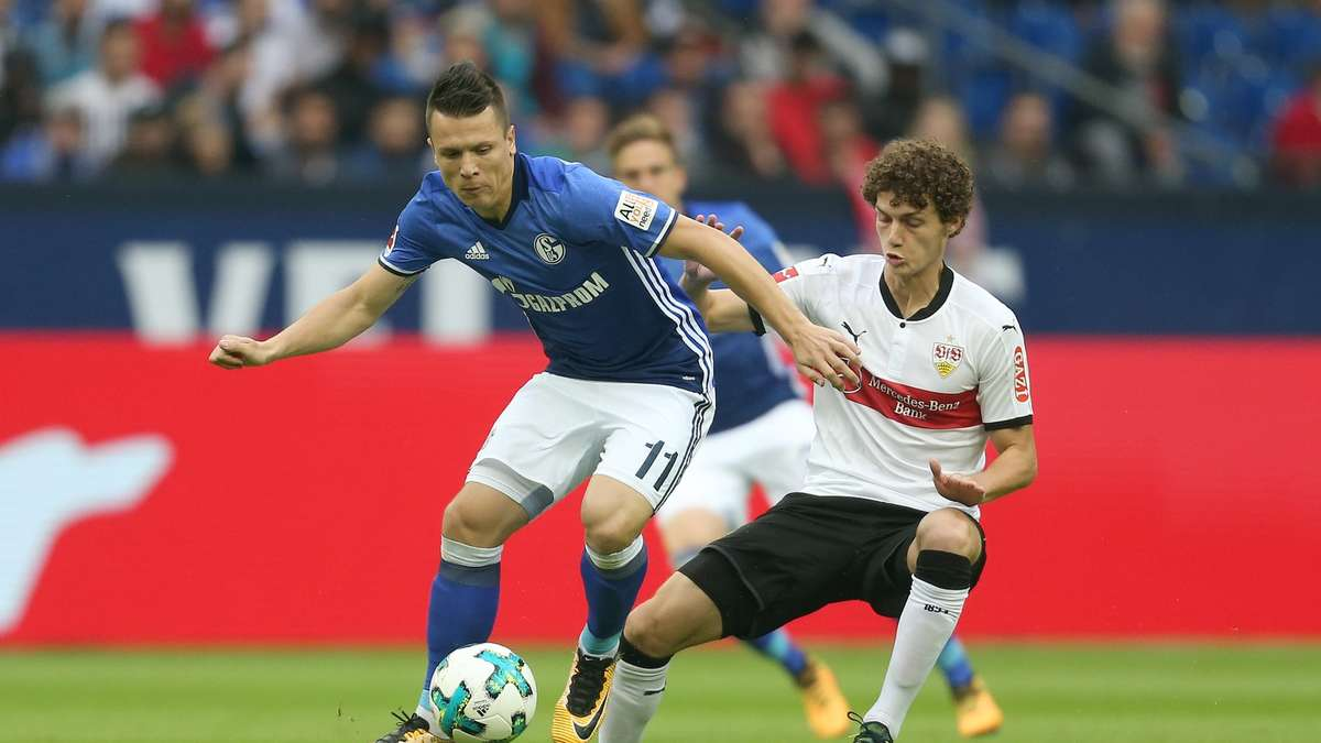 Voraussichtliche Aufstellung Schalke