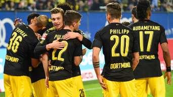 So sehen Sie Borussia Dortmund gegen Borussia Mönchengladbach live im TV  und im Live-Stream | BVB 09