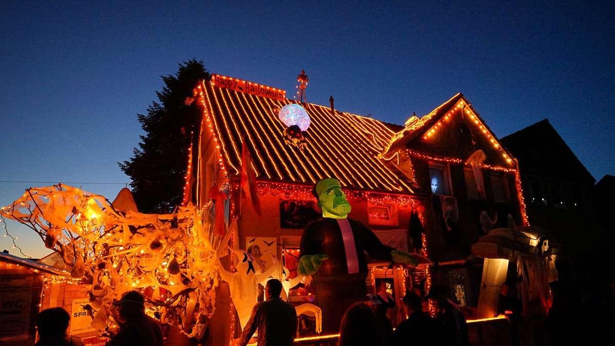 Halloween Haus Hamm