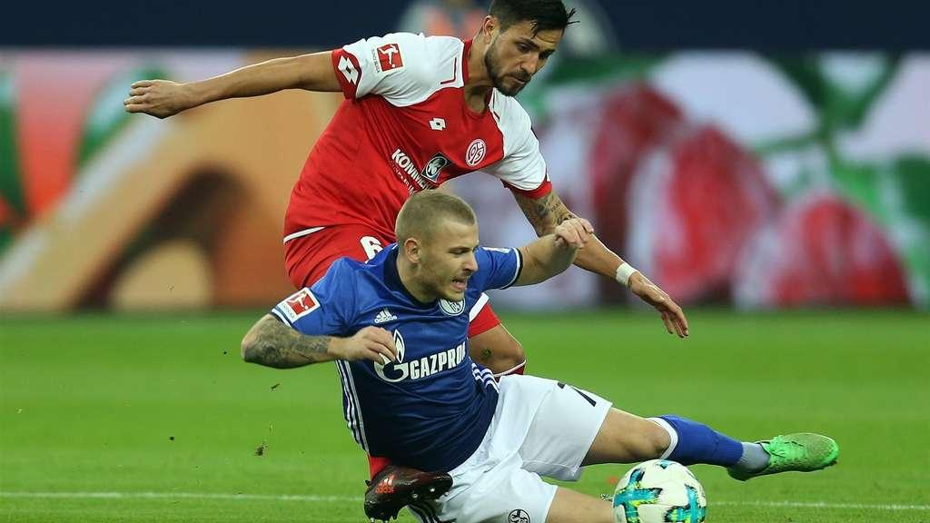 Fc Schalke 04 Fsv Mainz 05 Die Bundesliga Im Live Ticker Schalke 04
