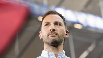 Trainer Domenico Tedesco Von Schalke Im Interview So