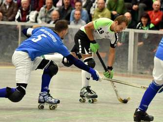 Rollhockey Bundesliga: SK Germania Herringen - IGR Remscheid 6:2