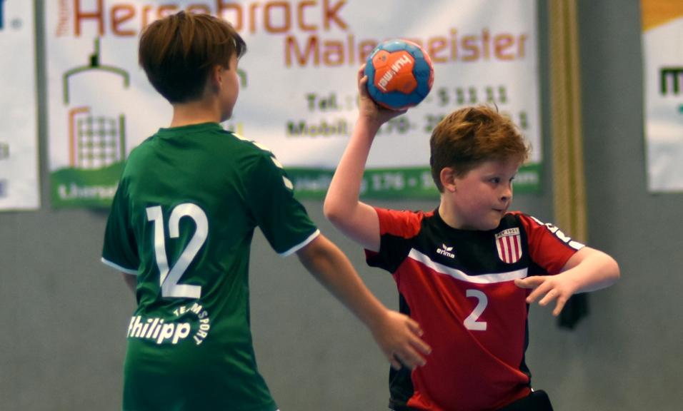 Volksbank Bönen Handball Cup 2017 Foto: Liesegang