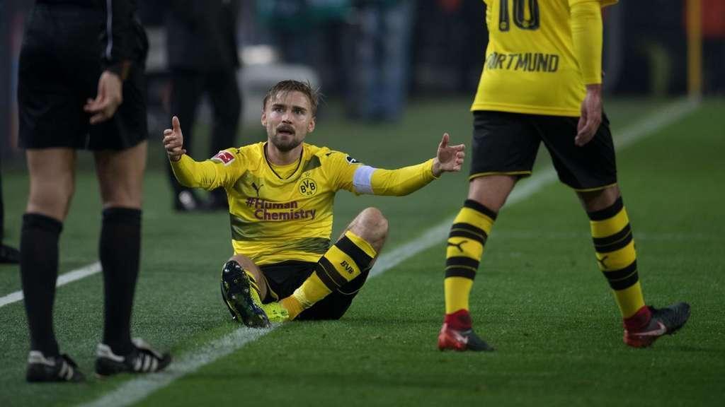 Champions League So Sehen Sie Das Spiel Von Borussia Dortmund Gegen