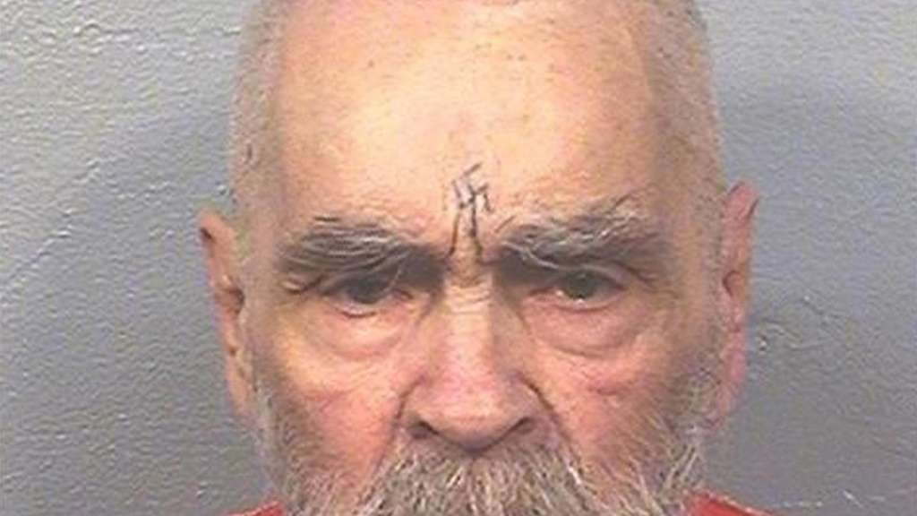 Charles Manson wurde 83 Jahre alt. Foto: California Department of Corrections and Rehabilitation