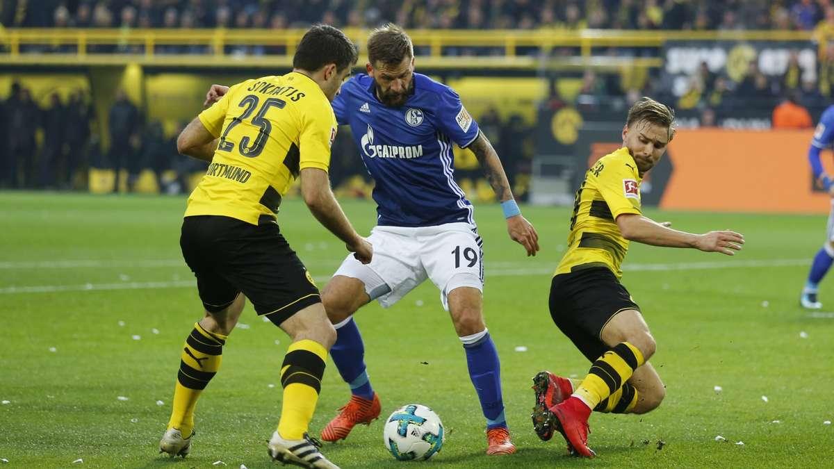 Dortmund Gegen Schalke