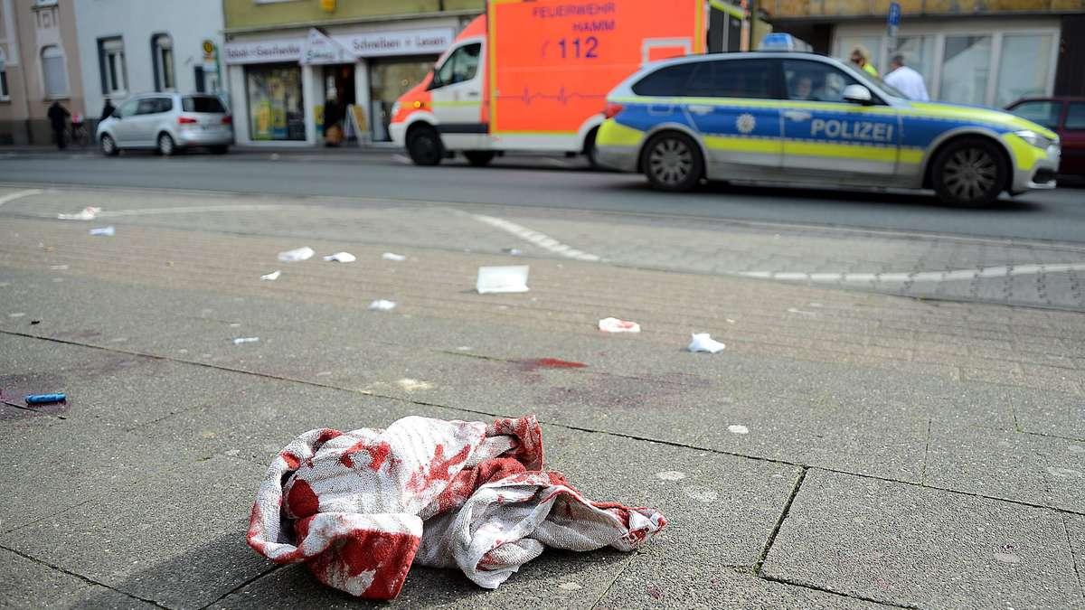Nach tödlicher Messerstecherei am Bockumer Weg in Hamm ...