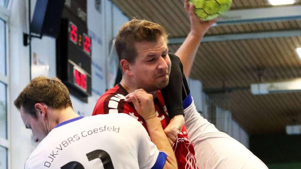 Andre Brandt (Bild) erzielte sechs Tore bei Westfalia Herne. Lukas Florian folgte mit fünf Treffern - Foto: Liesegang