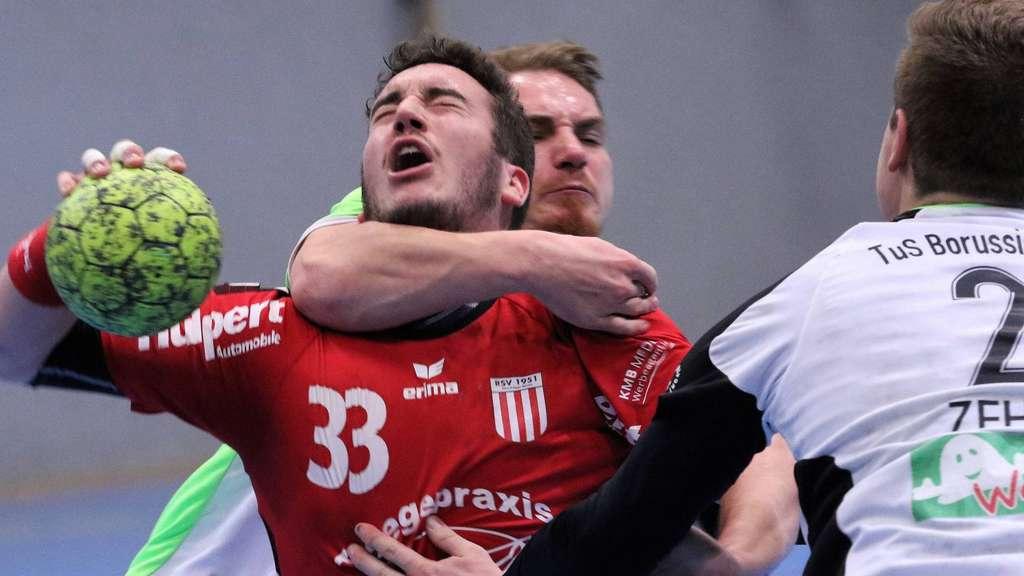 Für Felix Warias und für das RSV-Landesliga-Team war es eine schmerzhafte erste Jahreshälfte. - Foto: Liesegang