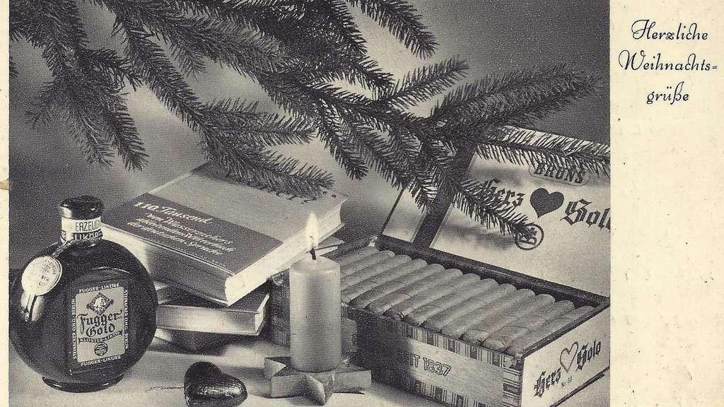 Interaktive weihnachtsgrube