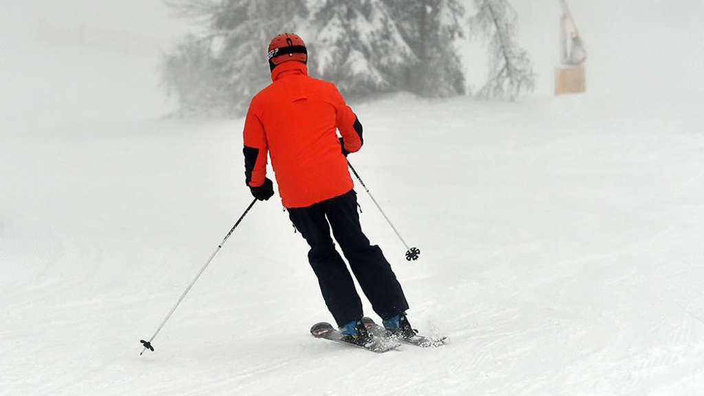 mildes wetter an weihnachten dennoch viele skifahrer im. Black Bedroom Furniture Sets. Home Design Ideas