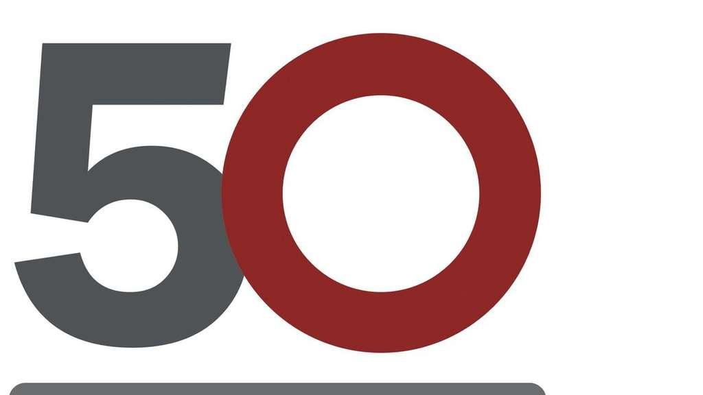 Ein neues Logo zum 50. Geburtstag der Gemeinde Bönen   Bönen