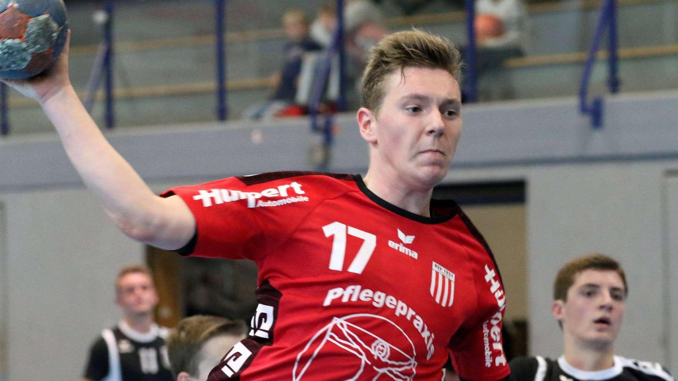 Torben Boltzt ist einer von drei Akteure aus der zweiten Mannschaft, die dem RSV-Landesligateam aushelfen - Foto: Liesegang