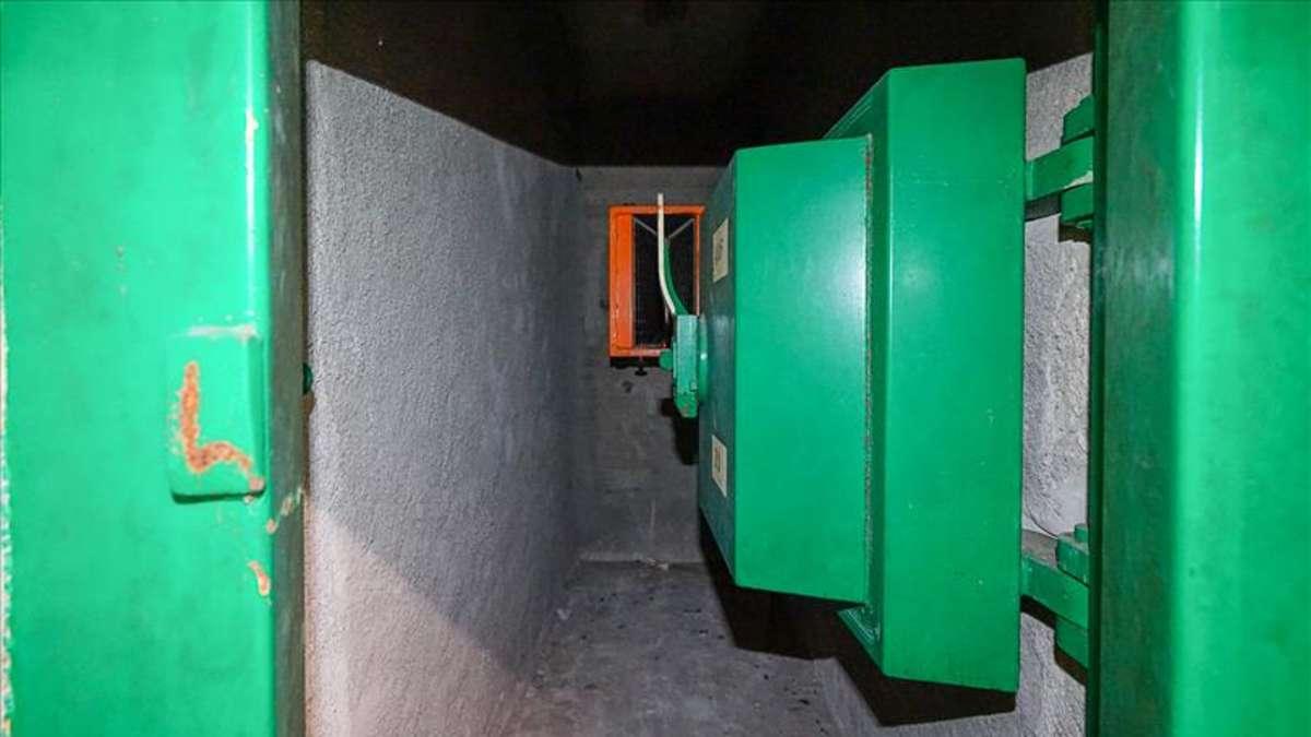 Bunkerbesichtigung Nrw