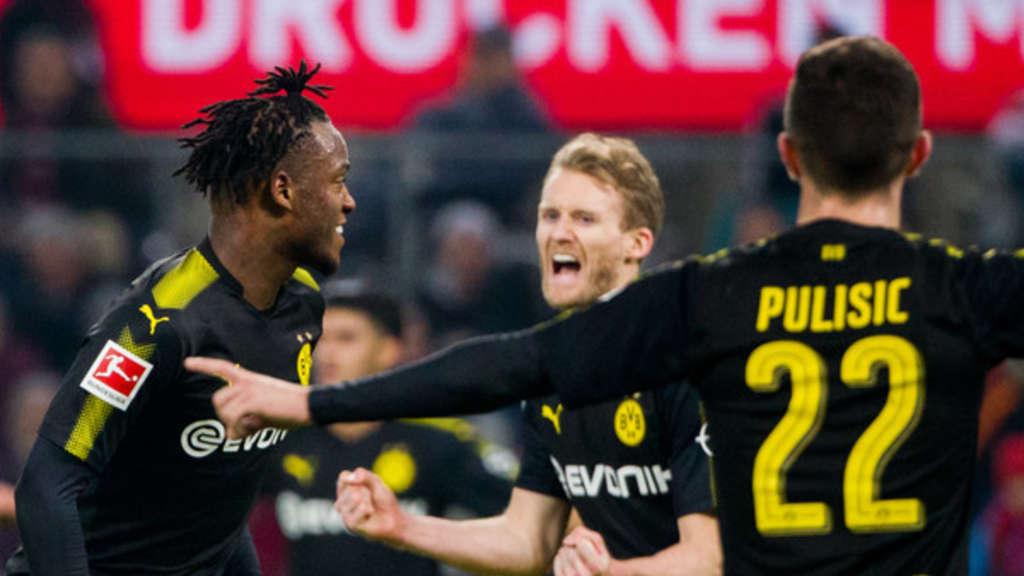 1 Fc Köln Borussia Dortmund Die Bundesliga Im Live Ticker Bvb 09