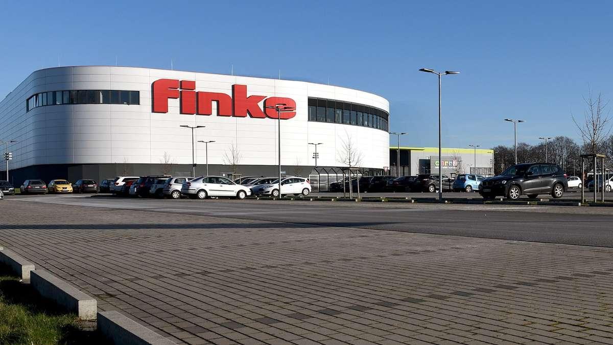 "6949021283176a Möbel-Unternehmen Finke plant Bau des Discounters ""Preisrebell"" am Standort  Hamm-Rhynern"