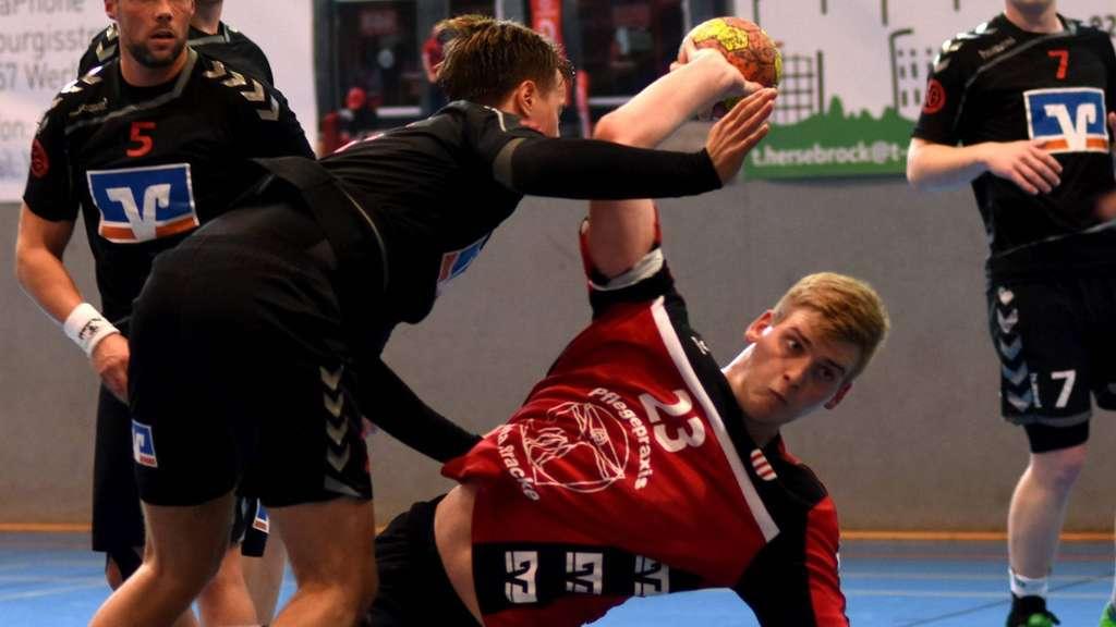 Der lange verletzte Dominik Sürig sammelte im Pokal Spielpraxis und soll nun am Samstag auch wieder in der Liga auflaufen. - Foto: Baur