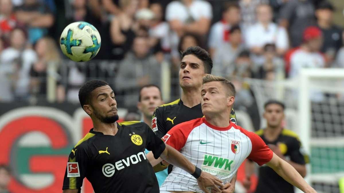 Augsburg Dortmund
