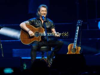 "Peter Maffay gastiert ""unplugged"" in Düsseldorf"