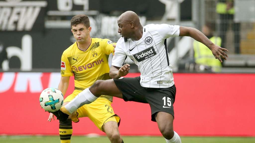 So Können Sie Borussia Dortmund Eintracht Frankfurt Live Im Tv